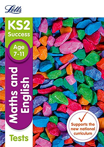 9781844198290: Letts KS2 SATs Revision Success - New 2014 Curriculum Edition — KS2 Maths and English: Tests (Letts KS2 Success)