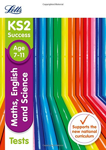 9781844198306: Letts KS2 SATs Revision Success - New 2014 Curriculum Edition — KS2 Maths, English and Science: Tests (Letts KS2 Success)