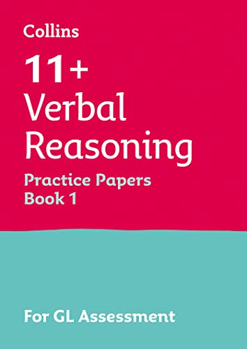 9781844198399: 11+ Verbal Reasoning Practice Test Papers - Multiple-Choice: for the GL Assessment Tests (Letts 11+ Success): For the 2020 GL Assessment Tests