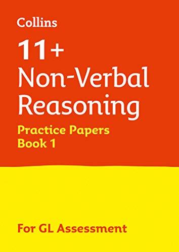 11+ Non-Verbal Reasoning Practice Test Papers -: Macey, Pamela, Letts
