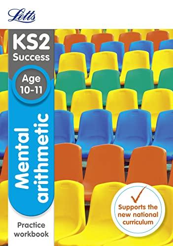Letts KS2 SATs Revision Success - New 2014 Curriculum – Mental Arithmetic Age 10-11 Practice ...