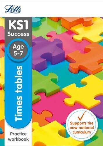 9781844198702: Letts KS1 Revision Success - New 2014 Curriculum – Times Tables Ages 5-7 Practice Workbook (Letts KS1 Revision Success - New Curriculum)
