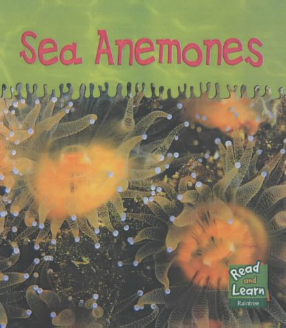 9781844210244: Sea Anemones (Read & Learn: Ooey-gooey Animals)
