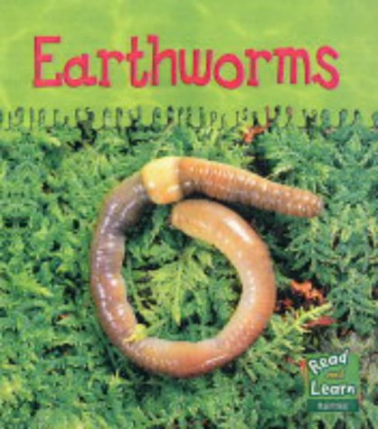 9781844210282: Earthworms (Read & Learn) (Read & Learn)