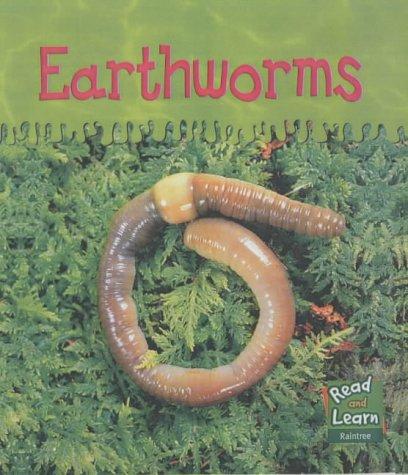 9781844210367: Earthworms: Big Book (Read & Learn: Ooey-gooey Animals)