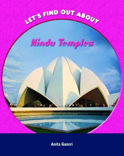 9781844211401: Lets Find out About: Hindu Mandirs Hardback