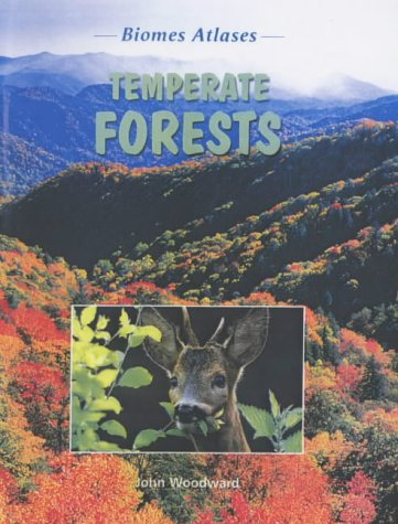 9781844211708: Biomes Atlases: Temperate Forests