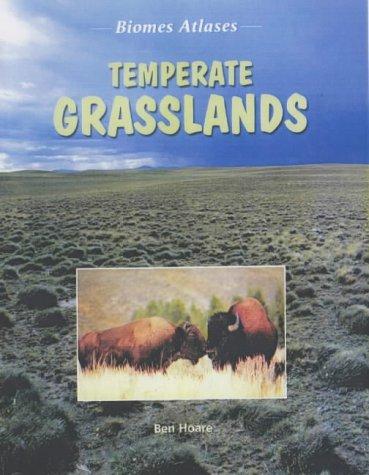 9781844211715: Biomes Atlases: Temperate Grasslands