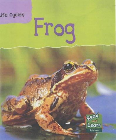 9781844212507: Frog (Life Cycles) (Life Cycles)