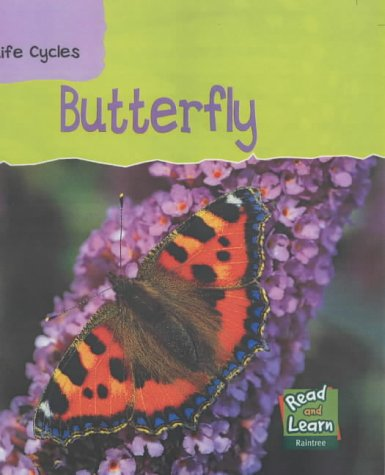 9781844212514: Butterfly (Life Cycles)