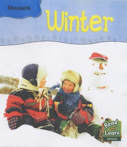 9781844213405: Winter (Read & Learn: Seasons)