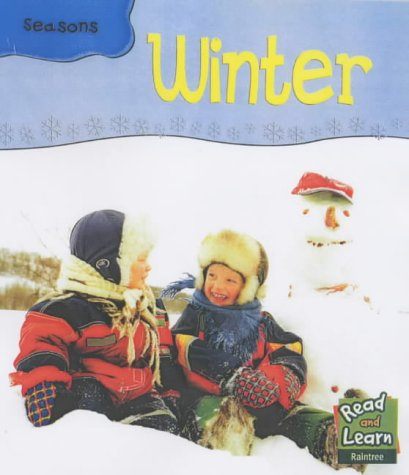 9781844213450: Winter (Read & Learn: Seasons)