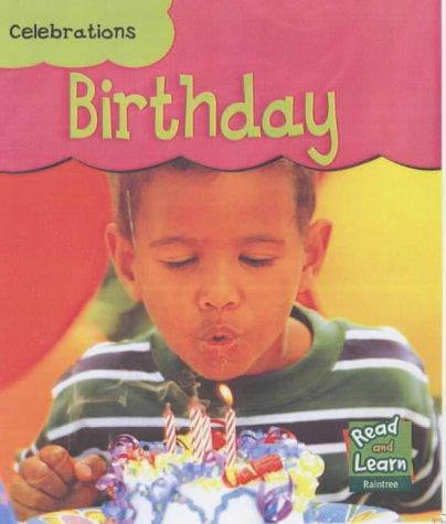 9781844215232: Birthday (Read & Learn: Celebrations) (Read & Learn: Celebrations)