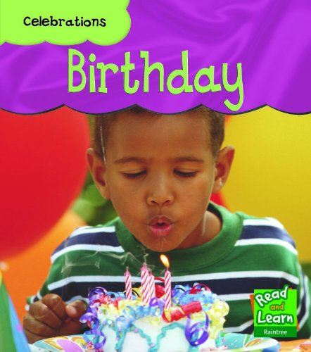 9781844215287: Birthday (Read & Learn: Celebrations) (Read & Learn: Celebrations)