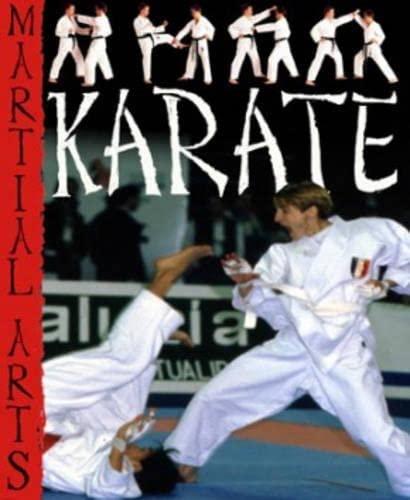 9781844216925: Martial Arts: Karate Paperback