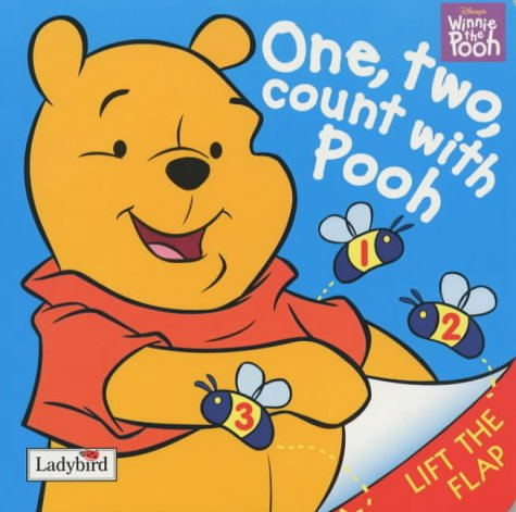 9781844220052: 1, 2 Count with Pooh Lift the Flap Book (Winnie the Pooh)