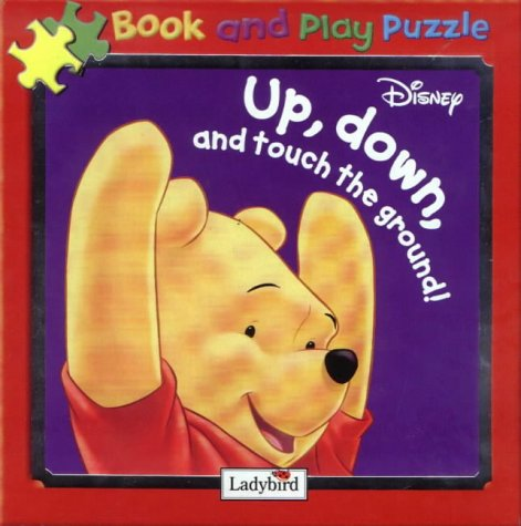 9781844220533: Up, Down, Touch the Ground! (Winnie the Pooh Board Books)