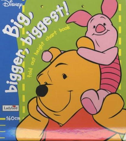 9781844220571: Winnie the Pooh: Height Chart Book (Winnie the Pooh)