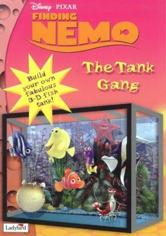 Finding Nemo: Fish Tank Gang Book (Finding Nemo): Walt Disney Productions