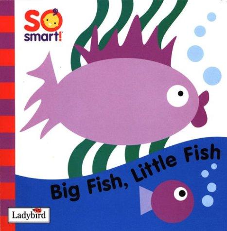 9781844220755: Big Fish, Little Fish: Lift-the-flaps (So Smart)