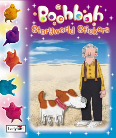 9781844221028: Boohbah Storyworld Stickers