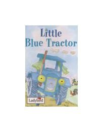 9781844221363: Little Blue Tractor (Little Stories Book & Tape Packs)