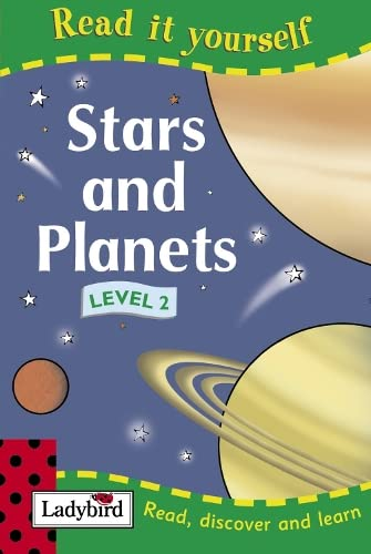 9781844222766: Stars and Planets: Level 2 (Read it Yourself - Level 2)
