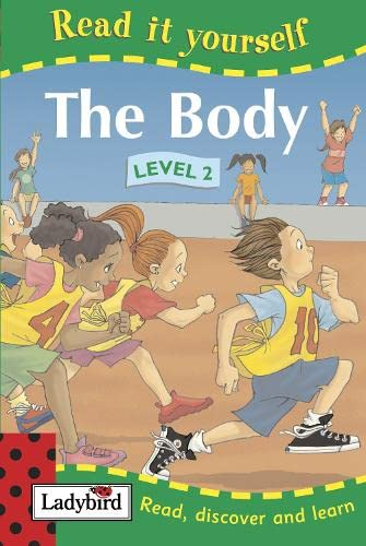 9781844222827: Read It Yourself: The Body - Level 2