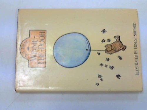 9781844223558: Winnie the Pooh: Stencil and Colour