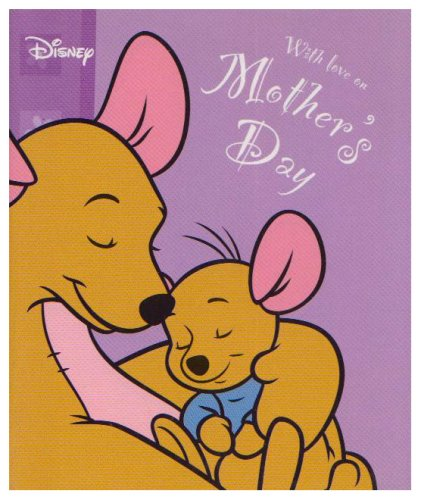 9781844223589: With Love on Mother's Day (Winnie the Pooh)