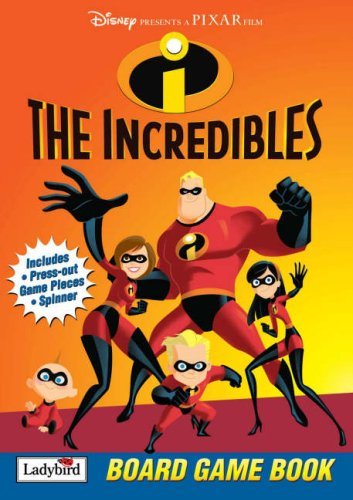 9781844224814: The Incredibles Board Game Book