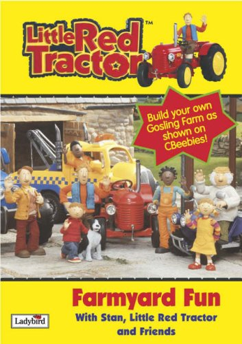 Little Red Tractor Farmyard Fun: Build Your Own Gosling Farm (Little Red Tractor)
