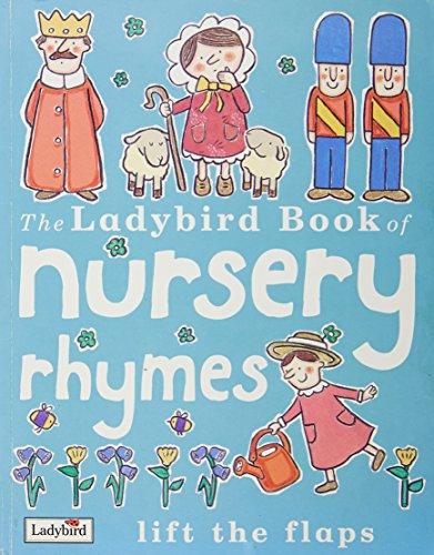 9781844224890: Ladybird Book Of Nursery Rhymes Lift The Flap