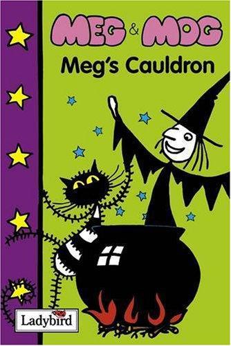 Megs Cauldron (Meg and Mog Books): Ladybird Books Staff