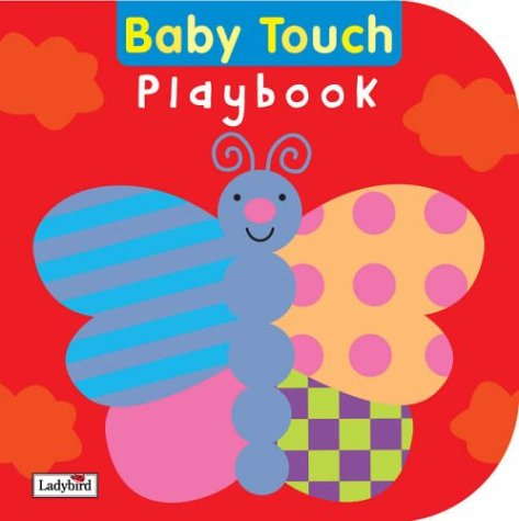 Baby Touch Playbook: Ladybird