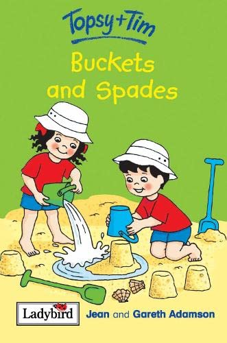9781844226351: Topsy And Tim Buckets And Spades (Topsy & Tim)