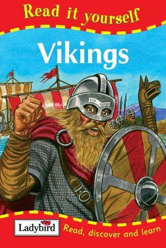 9781844226580: Vikings (Read it Yourself)
