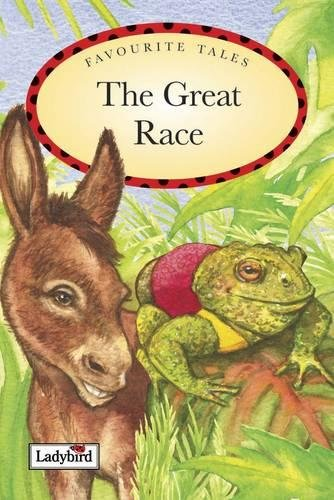 9781844226788: Favourite Tales The Great Race (Sunstart Readers)