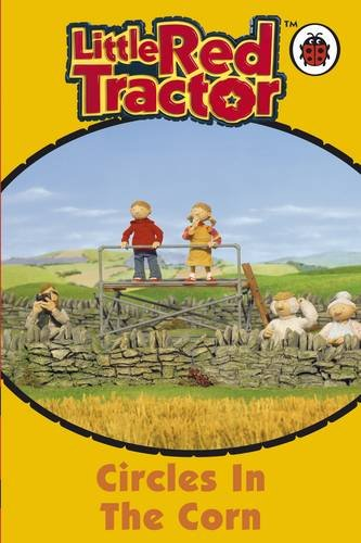 9781844226979: little red tractor: circles in the corn