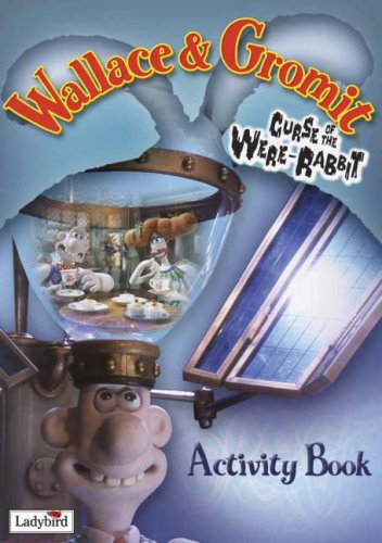 9781844227075: '''WALLACE AND GROMIT CURSE OF THE WERE-RABBIT'': ACTIVITY BOOK (''WALLACE & GROMIT CURSE OF THE WERE-RABBIT'')'