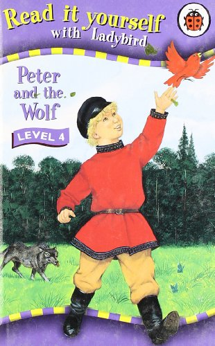 Read It Yourself Level 4 Peter and the Wolf (184422936X) by Ladybird
