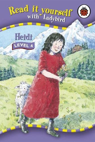 9781844229376: Read It Yourself Level 4 Heidi
