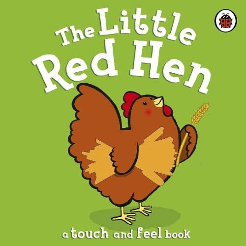 9781844229598: The Little Red Hen (Fairy Tales)