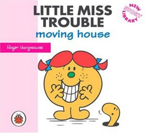 9781844229642: Little Miss Trouble Moving House