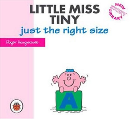 9781844229741: Little Miss Tiny Just the Right Size (Little Miss S.)