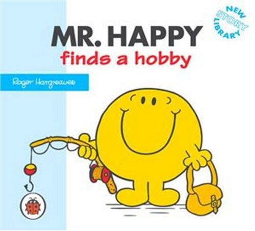 9781844229840: Mr Happy Finds a Hobby (Mr Men)