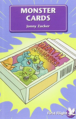 Monster Cards: Level 2 (First Flight): Zucker, Jonny