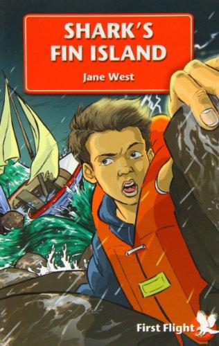 Shark's Fin Island: Level 1 (First Flight): West, Jane