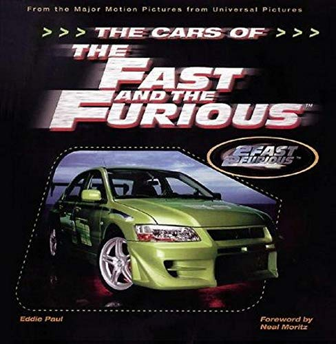 The Cars of the Fast and the: Paul, Eddie