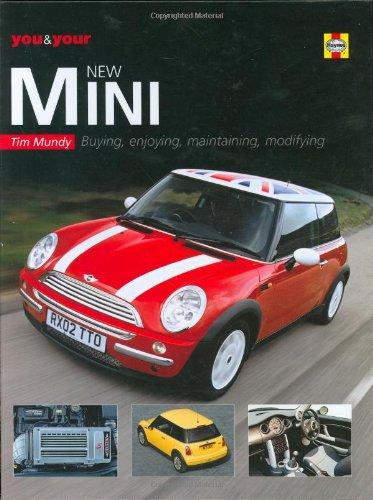 9781844250288: You and Your New Mini: Buying,enjoying, maintaining, modifying